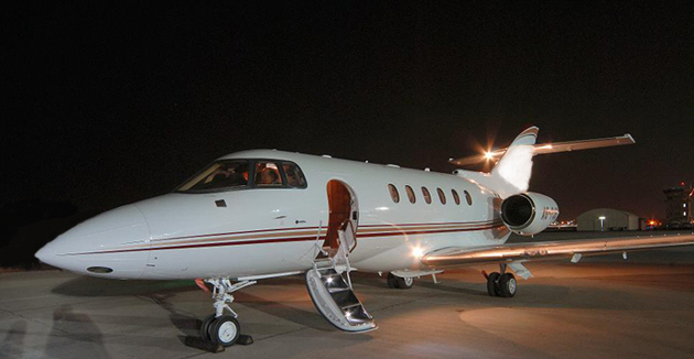KC PRIVATE JET CHARTERS