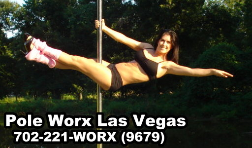 las vegas pole dancing