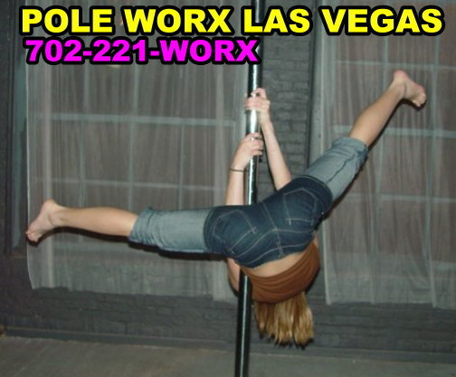 LAS VEGAS POLE DANCE LESSONS